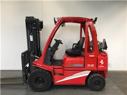 UniCarriers DX 25 LPG (BM0200), LPG gaffeltrucks, Trucks