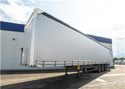 Schmitz Cargobull Trailer - 2017 nyskick, Curtain  trailers, Trucks and Trailers