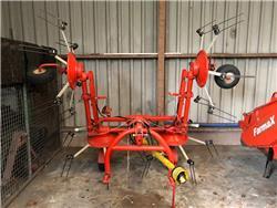 Kuhn GF 5000 H, Harkkeerders en schudders, Landbouw