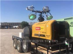 Allmand 20KW RV PACKAGE, light tower, Construction
