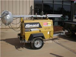 Allmand 4000WT LIGHT TOWER, light tower, Construction