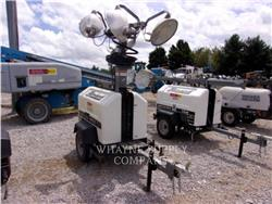 Allmand LITE-NL8 V, light tower, Construction