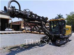 Atlas Copco ROCT25, Surface drill rigs, Construction