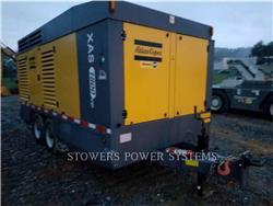 Atlas Copco XAS1800, Temperature Control, Construction