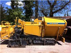 Bitelli BB621C, Asphalt pavers, Construction