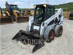 Bobcat S650, Skid Steer Loaders, Construction