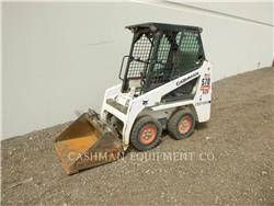 Bobcat S70, Mini incarcator, Constructii