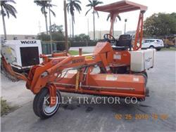 Broce BB250B, mături rutiere, Masini speciale