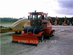 Broce CRT-350, Perii, Constructii