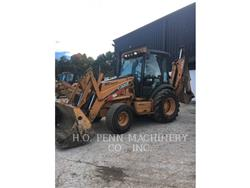 CASE 590SUPERM, backhoe loader, Construction