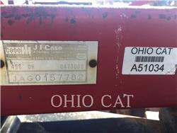 Case IH 496, equipamento agrícola de lavragem, Agricultura