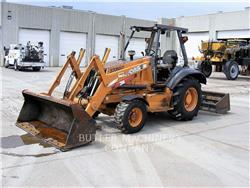 Case IH 570M XT, Wheel Loaders, Construction