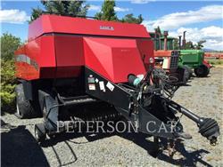 Case IH LBX432, wyposażenie rolnicze do siana, Maszyny rolnicze