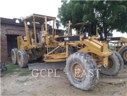 Caterpillar 120K2, motoniveladora de mineração, Equipamentos Construção