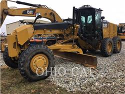 Caterpillar 120M, motoniveladoras para minería, Construcción