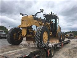 Caterpillar 120MAWD, motor graders, Construction