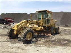Caterpillar 12G, motor graders, Construction