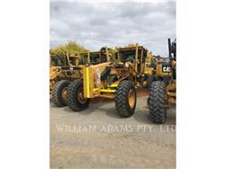 Caterpillar 12H II, motor graders, Construction