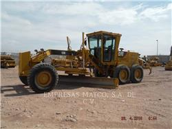 Caterpillar 12K, motorgrader mijnbouw, Bouw