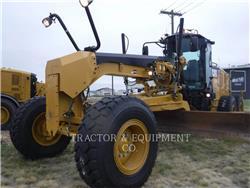Caterpillar 12M2, карьерный автогрейдер, Строительное