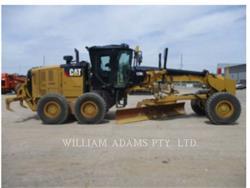 Caterpillar 12M3, bergbau-motorgrader, Bau-Und Bergbauausrüstung