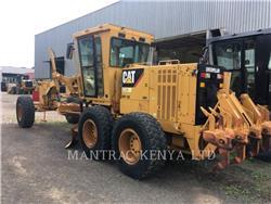 Caterpillar 140K, motorgrader mijnbouw, Bouw
