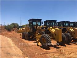 Caterpillar 140K, motor graders, Construction