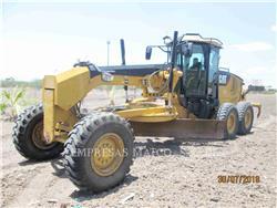 Caterpillar 140M, карьерный автогрейдер, Строительное
