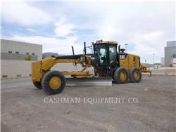 Caterpillar 140M2 AWD, autogreder minier, Constructii
