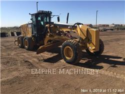 Caterpillar 140M3, motor graders, Construction