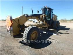 Caterpillar 140M3 AWD, motoniveladoras para minería, Construcción