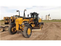 Caterpillar 140M3AWD, motorgrader mijnbouw, Bouw