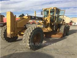 Caterpillar 14H, autogreder minier, Constructii