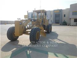 Caterpillar 160K, motor graders, Construction