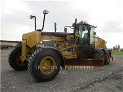 Caterpillar 160M2, motor graders, Construction