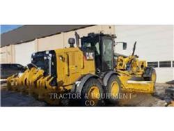 Caterpillar 160M3 AWD, autogreder minier, Constructii