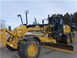 Caterpillar 160M3AWD, motor graders, Construction