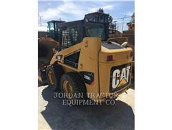 Caterpillar 226B3LRC, Mini incarcator, Constructii