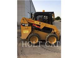 Caterpillar 226D, Schrankladers, Bouw