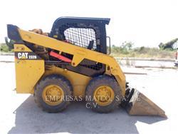 Caterpillar 232DLRC, Skid Steer Loaders, Construction