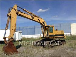Caterpillar 235C, Crawler Excavators, Construction