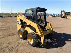 Caterpillar 236D, Minicargadoras, Construcción