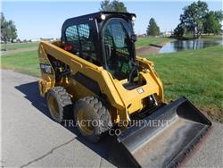 Caterpillar 236D H2CB, Chargeuse compacte, Équipement De Construction