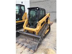 Caterpillar 239DSTD1CA, Skid Steer Loaders, Construction