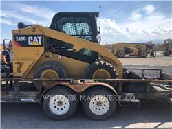 Caterpillar 246D C3-H2, Skid Steer Loaders, Construction
