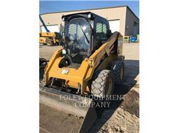Caterpillar 246DXPS2CA, Carregadoras de direcção deslizante, Equipamentos Construção