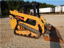 Caterpillar 249 D, Chargeuse compacte, Équipement De Construction