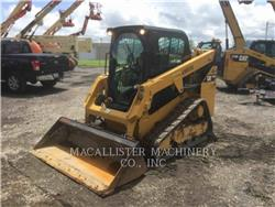 Caterpillar 249D, Skid Steer Loaders, Construction