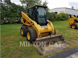 Caterpillar 252B3, Chargeuse compacte, Équipement De Construction