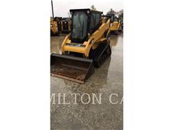 Caterpillar 257B, Kompaktlader, Bau-Und Bergbauausrüstung